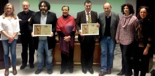 El jerezano Juan Manuel Sainz Peña recibe el primer premio del 'XXII Certamen de Cartas de Amor y Desamor'