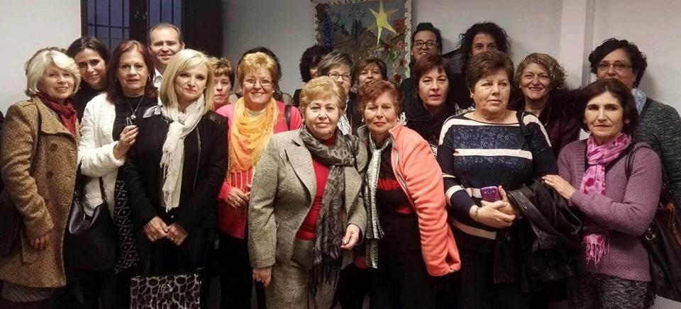 El proyecto 'Tejiéndonos' clausura su primera edición en Vélez de Benaudalla