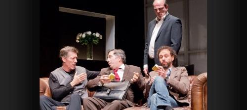 Este sábado, teatro en Almuñécar con 'La cena de los idiotas'