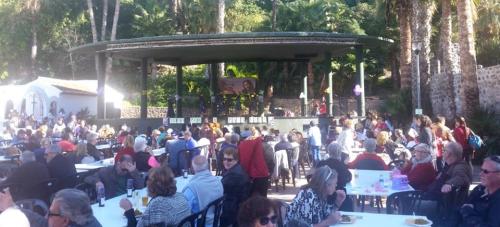 Gran participación en el Festival Solidario de ayuda a Alejandra Pozo Martín