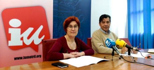 Izquierda Unida denuncia el abandono de LIMDECO y Telemotril