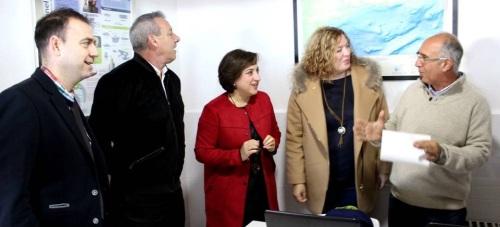 La Agencia del Mar del Alborán se presenta como una iniciativa para mejorar la comercialización de la pesca fresca del Puerto de Motril