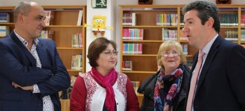 La Biblioteca de Varadero renueva sus equipos informáticos gracias a la colaboración de la Obra Social 'La Caixa'