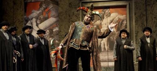 La ópera 'Rigoletto' se estrena este viernes en el auditorio del Centro de Desarrollo Turístico de Motril