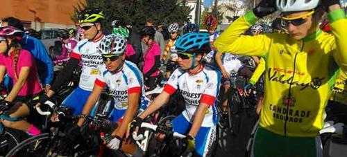 La Escuela Ciclismo Sexitana comenzó la temporada con siete podios en tierras gaditanas