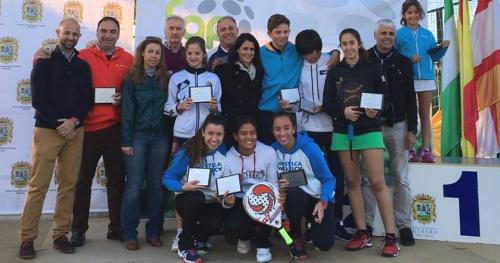 La Federación Andaluza de Pádel homenajea a sus medallistas mundiales
