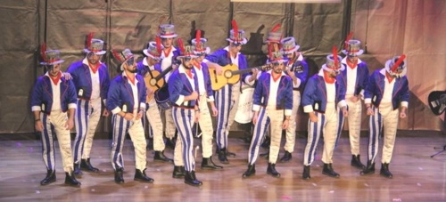 La Herradura celebró su primera noche del Certamen de Agrupaciones del Carnaval 2016