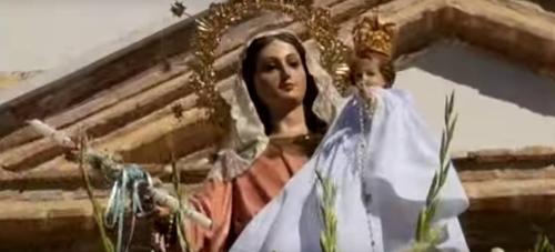 Lobres celebra esta semana las fiestas en honor de la Virgen de la Candelaria2