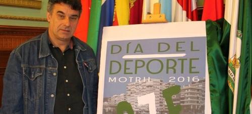 Motril celebra este sábado el 'Día del Deporte'