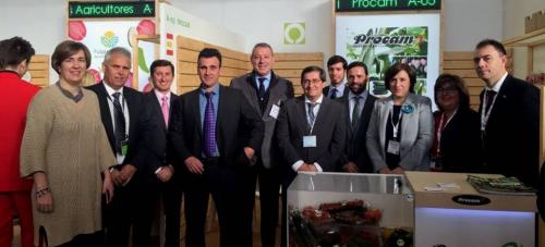 Motril presenta en la Fruit Logística de Berlín las conexiones marítimas con el norte de África y Canarias y su oferta de suelo industrial