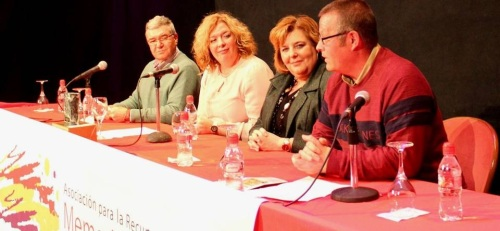 Motril rememora la clandestinidad y la transición hacia la democracia en la 'III Muestra de Cine de la Memoria La Desbandá'