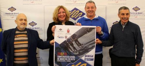 Motril será el centro del atletismo nacional con la celebración, este domingo en el Puerto, del 'Campeonato de España de Marcha'