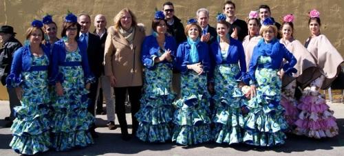 Intenso 'Día de Andalucía' en Motril