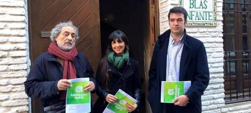 Nace la plataforma 'Andalucía Por Sí' con el apoyo de Manolo Sanlúcar, José Chamizo o Javier Aroca
