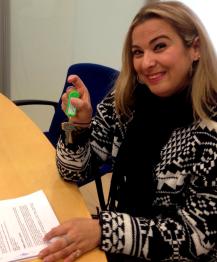Otra almuñequera consigue un alquiler social con Banco Sabadell