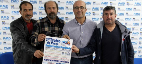 Almuñécar acoge este domingo el I Trofeo de Pesca 'Embarcación Fondeada'