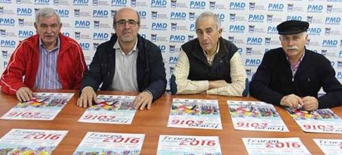"""Almuñécar celebra este domingo el XXVI Memorial """"David González"""" de ciclismo"""