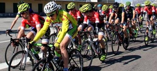 Almuñécar celebró la fiesta del ciclismo base con la celebración del XXVI Memorial 'David González'
