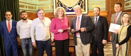 Andalucía Smart City y el Ayto. de Motril firman un convenio para realizar proyectos de I+D