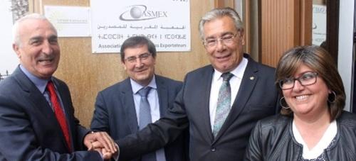Diputación establece líneas de cooperación empresarial con la región oriental de Marruecos