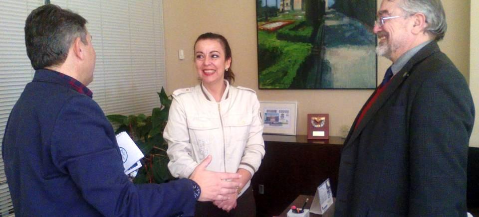 El Ayto. de Motril acuerda estrategias con OBSEMAR para ofrecer alternativas turísticas