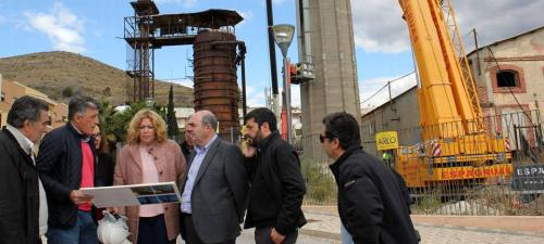 El Ayto. de Motril obtiene el compromiso de la Junta para recuperar la Fábrica del Pilar