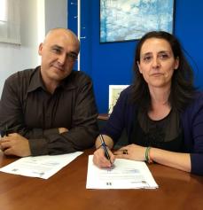 El Ayto. de Motril y AFACONTIGO renuevan su acuerdo de colaboración