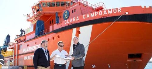El buque Clara Campoamor llega a Motril en el Día Internacional de la Mujer