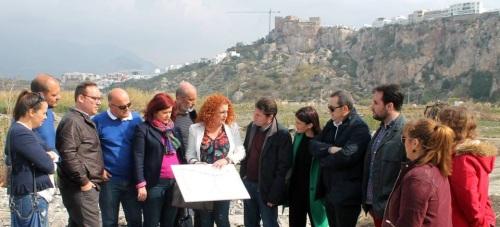 El PSOE llevará iniciativas a las cámaras en defensa de la segunda fase del castillo y el Paseo Marítimo de Salobreña