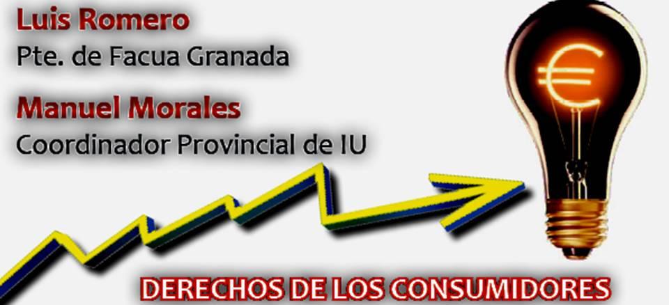 IU organiza un acto para informar sobre los derechos de los consumidores y cómo luchar contra los abusos y fraudes
