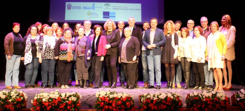 La consejera de Igualdad destaca el papel de las mujeres como factor clave en el desarrollo de la zona motrileña de Varadero