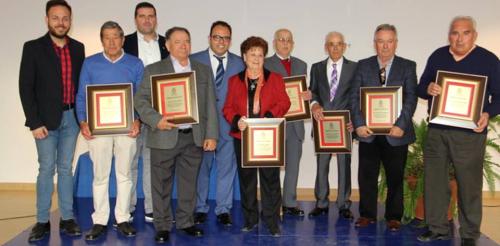 La Herradura entrega los premios 'Hermanos de San José' 2016