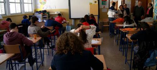 Las Olimpiadas Matemáticas 'Thales' congregaron a más de 150 alumnos de toda la comarca