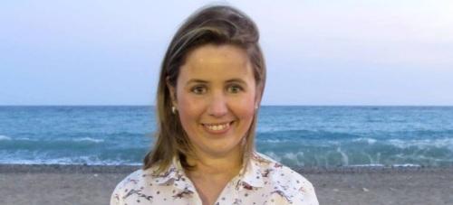 Lola Sánchez, coordinadora de Ciudadanos Motril