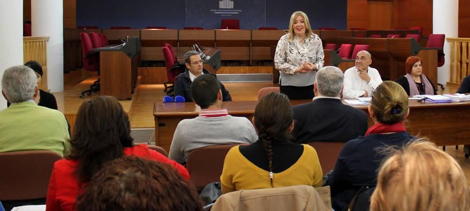Los Consejos de Personas con Discapacidad y de Personas Mayores se reúnen para dar comienzo al nuevo curso
