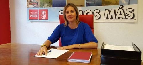Mª Dolores Manzano, concejala del PSOE de Almuñécar y La Herradura
