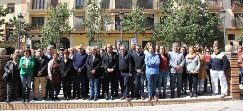 Minuto de silencio en Motril en memoria de las víctimas de los atentados de Bruselas2