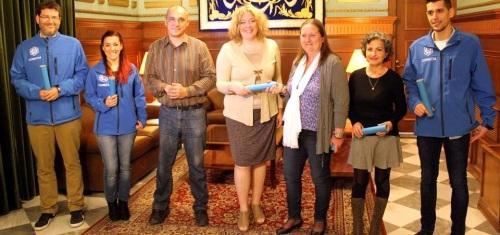 Motril participa en la campaña de concienciación sobre el Trastorno del Espectro del Autismo