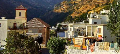 Pampaneira, en la Alpujarra granadina