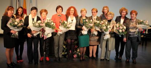 Salobreña rinde homenaje a pioneras de la enseñanza con motivo de la celebración del Día de la Mujer