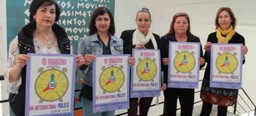 Salobreña_Presentación actos Día de la Mujer