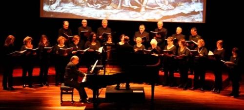 Bello concierto e interpretación de la obra musical 'Vía Crucis', de Franz Liszt