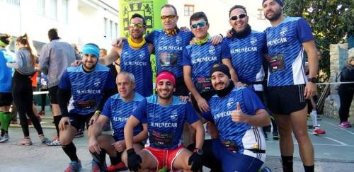 Trail Los Guájares 2016. Arranca la Copa Granadina CXM para el Atletismo Sexitano