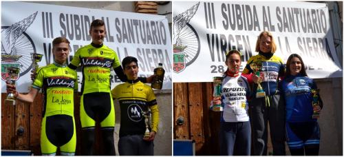 Yasmina Botos y Carlos Rodríguez ganaron en las categorias junior y cadete en la III Subida a la Virgen de la Sierra de Cabra.png