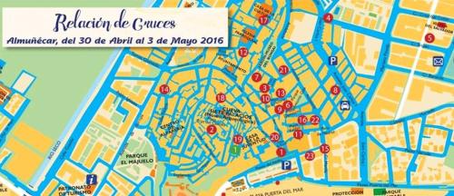 30 cruces se han inscrito en el certamen que se celebrará en Almuñécar