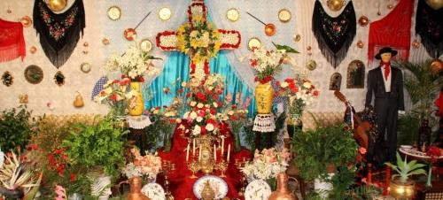 Almuñécar y La Herradura celebran el Certamen de Cruces de Mayo del 30 de abril al 3 de mayo