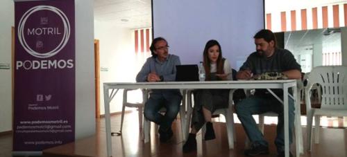 Ana Terrón 'rinde cuentas' sobre el trabajo realizado desde la toma de posesión de su cargo