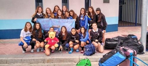 BM Almuñécar comienza el Campeonato de Andalucía