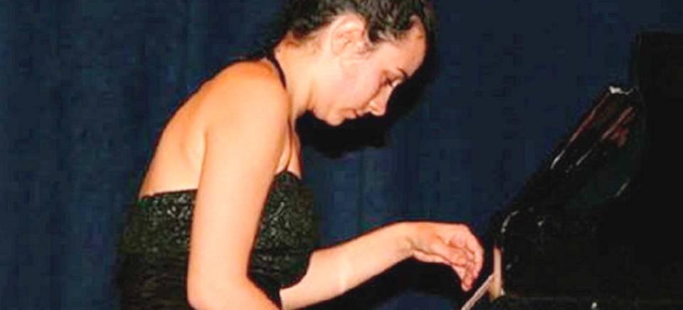 Concierto de la pianista Irene Domingo Castaño este lunes en Almuñécar
