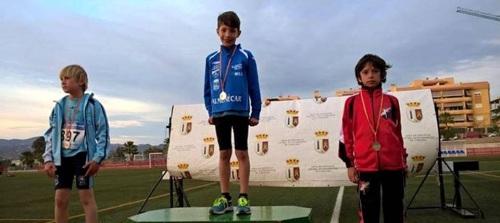 Destacada participación del Club Multideporte Almuñécar en la 5ª Jornada del Circuito Malagueño de Atletismo en Pista